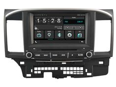 FOR MITSUBISHI LANCER 2007-2012 CAR DVD Player car stereo car audio head unit Capacitive Touch Screen SWC DVR car multimedia #Affiliate
