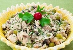 Maysky salad