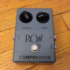 Vintage Grey Ross Compressor