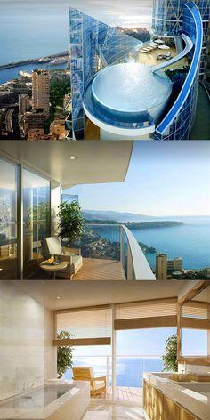 Monaco Penthouse Costs $380-Million, is Worlds Most Expensive - TechEBlog
