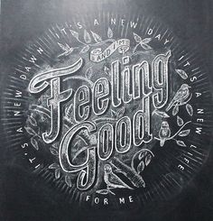 Feeling Good! on Behance
