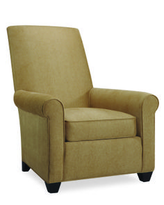 Lee Industries chair in Linato Wheat