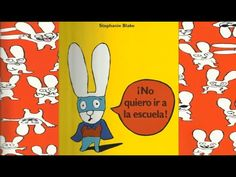 No quiero ir a la escuela - Cuento Infantil en Español - YouTube Ale, The Unit, Youtube, Preschools, Te Quiero, School, Activities, History, Ale Beer