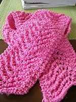 Ravelry: Easy Lace Scarf by Clara Parkes