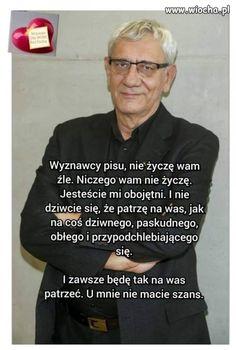 Popieram Poland, Peace, Humor, History, Words, Women's Fashion, News, Fotografia, True Words