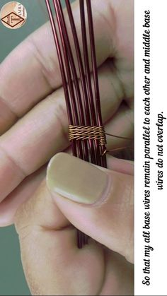 Copper Wire Jewelry, Wire Jewelry Making, Handmade Wire Jewelry, Jewelry Making Tutorials, Wire Wrapped Jewelry, Diy Jewelry, Jewellery, Wire Jewelry Patterns, Wire Jewelry Designs