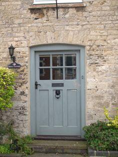blue door...gorgeous