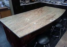 Astoria Granite is a stone quarried throughout India. It is also commonly called ivory chiffon, Kashmir crème granite, millennium cream granite and ivory cream Stone Quarry, Granite Colors, Cherry Cabinets, Kitchen Remodel, New Homes, House, Counter, Furniture, Google Search