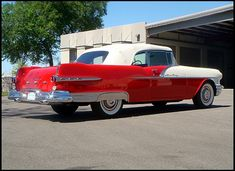 - My old classic car collection 1954 Chevy Bel Air, Pontiac Star Chief, Good Looking Cars, Pontiac Cars, Convertible, Pontiac Bonneville, Old Classic Cars, Vintage Cars, Vintage Auto