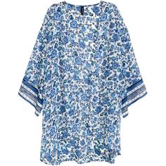 Kimono $17.99 ($18) ❤ liked on Polyvore featuring intimates, robes and kimono robe