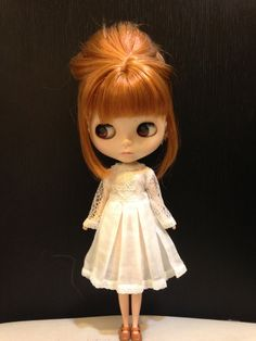 Blythe by oSweetCandieso Valley Of The Dolls, Kawaii, Creepy Dolls, Little Doll, Hello Dolly, Collector Dolls, Custom Dolls, Ball Jointed Dolls, Doll Face