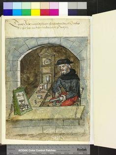 1543 goldsmith  Die Hausbücher der Nürnberger Zwölfbrüderstiftungen