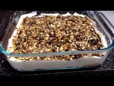 Weight Watchers Recipes   New Recipe! Peanut Butter Cup Pie 4 Points Plus!   #Weight Watchers - YouTube