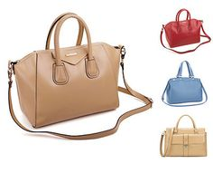 Tasche Damentasche Handtasche Schultertasche Ledertasche Rind Leder