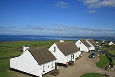 Cottages By The Sea, Beach Cottages, Clare Ireland, County Clare, Irish Cottage, Relaxing Holidays, Self Catering Cottages, Holiday Travel, Outdoor Structures