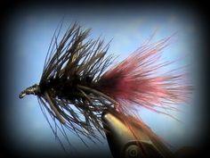Back to basics: Tying the Black Woolly Bugger.  #flyfishing #flytying #woolybugger