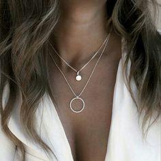 Collar Bali SIlver Collar Lhasa Silver (Plata de ley 925)