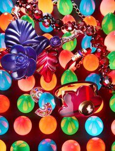 Life is a ball! Fun spherical, globular jewellery by Hamin Lee