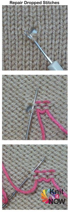 knitting hacks tips and tricks - knitting hacks ; knitting hacks tips and tricks ; Knitting Help, Loom Knitting, Knitting Stitches, Knitting Sweaters, Knitting Machine, Knit Or Crochet, Easy Crochet, Knitting Projects, Knitting Tutorials