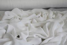 Szyfon - biały Textilmania