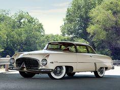 ღ♥♥ღ 1954 Hudson Italia.
