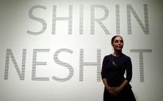 All Art by Shirin Neshat | Shirin Neshat