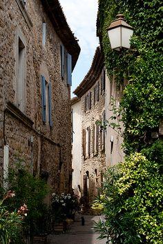 Lourmarin,  Provence, France.