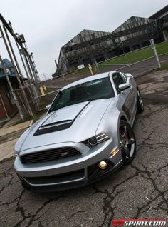 2013 Roush Mustang.....please?