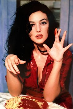 Monica Bellucci by Bettina Rheims, 1995