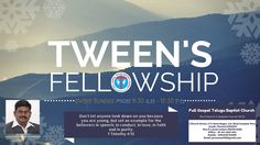 Tween's Fellowship
