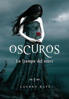 Portada española del tercer libro de la Saga Fallen de Lauren Kate que como veis con la americana hay algunas diferencias...
