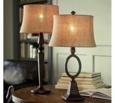 Sedona Table Lamp Base | Pottery Barn