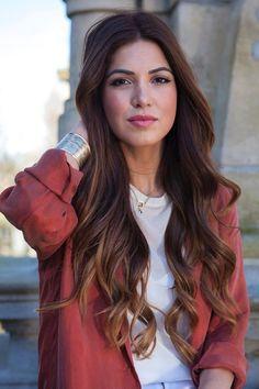 Rich Chocolate Brown Hair - stunning ❤️
