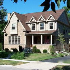 Exterior by Forest Glen Construction Co.