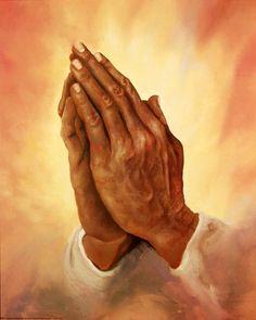Praying Hands II by Rein