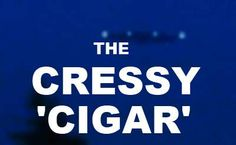 The Cressy Cigar