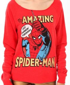 love super hero shirts...I want a sheldon cooper-esque collection