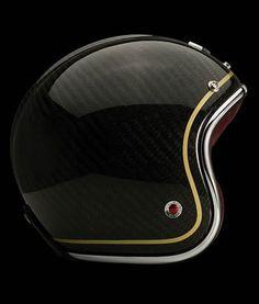 Deus Ex Machina - Ruby Helmet