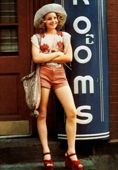 Jodie Foster in Taxi Driver (Thx jabe)