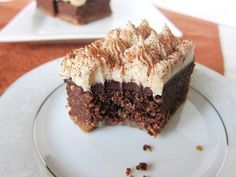 Fragrant Vanilla Cake: Raw Smores Brownies