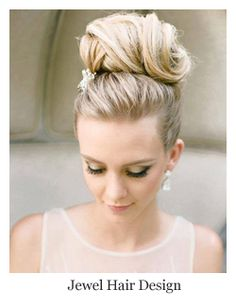 Hair Comes the Bride Affiliate Stylist - Jewel Hair Design