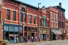 Stillwater, Minnesota - Antique shopping is great in this little town!