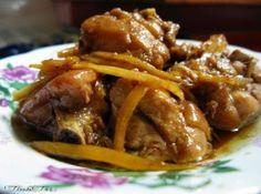 Cooking class a PhanThiet in #Vietnam da provare!! Una ricetta tipica il pollo aromatizzato con lo zenzero in salsa di caramello 'Ga Kho'