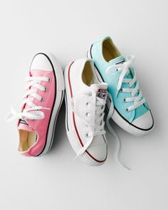 Converse Chucks, Sizes 08-3 - Garnet Hill