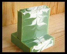 Lavender Lime Olive Oil Soap -- Handmade Soap -- For Men and Women -- Bath and Beauty