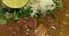 """Fabulosa receta para Carne en su jugo. Esta es una receta de origen Tapatio (Guadalajara, Jalisco) y que aprendi a cocinar por que una tía de mi esposo vivía ahí en Guadalajara, y nos invitó a comer y preparó esta deliciosa receta, y como a mi esposo le fascinó!!! Pues le pedí que me enseñara a prepararla. Ahí en  Guadalajara yo ya había probado esta rica CARNE EN SU JUGO.  Cuando yo era pequeña había un restaurante que se llamaba así """"CARNES EN SU JUGO A LA TORRE """". Exactamente no ..."""
