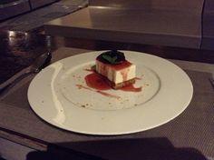 Kinsterna restaurant cheese cake