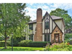 A storybook Tudor house in south Minneapolis | 5540 10th Avenue S, Minneapolis, MN 55417