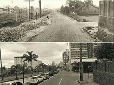 1952, Avenida Capanema, hoje Av. Affonso Camargo