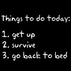 ..to do